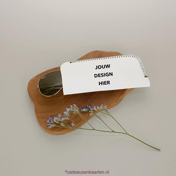 Brillenhoesje cadeausenkaarten