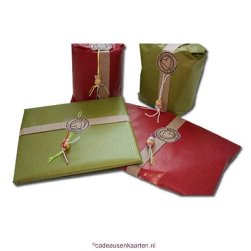 Ingepakt als cadeautje copyright cadeausenkaarten.nl