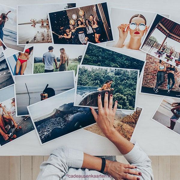 foto promotie en reclame cadeausenkaarten